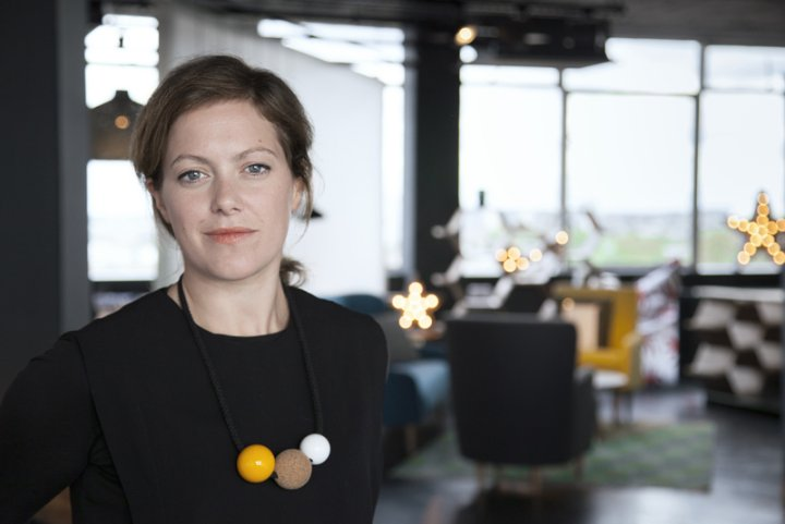 Ruth Wassermann, Design Director von MADE.